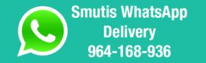 Smutis WhatsApp. Pedidos al 964-168-936